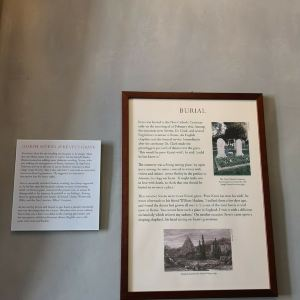 济慈-雪莱纪念馆旅游景点攻略图