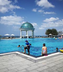 [富国岛游记图片] 免签人少景色美,亲子游又一圣地——越南富国岛