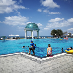 富国岛游记图文-免签人少景色美,亲子游又一圣地——越南富国岛