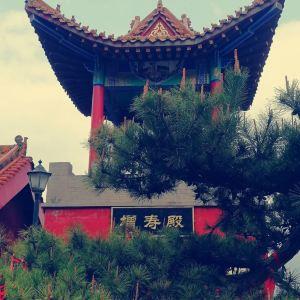 福庆寺旅游景点攻略图