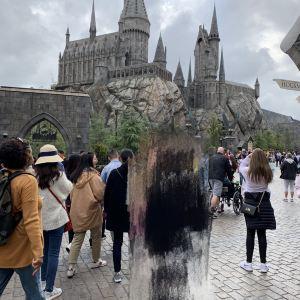 哈利波特的魔法世界旅游景点攻略图