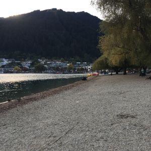 皇后镇南湖地区旅游景点攻略图