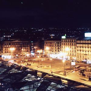 那不勒斯旅游景点攻略图
