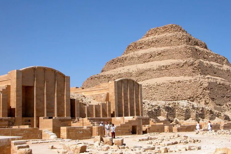 Pyramid of Djoser1