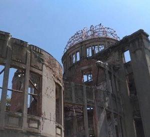 原爆圆顶屋旅游景点攻略图