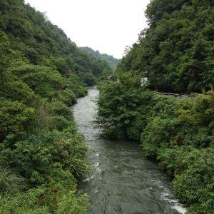 小车河城市湿地公园旅游景点攻略图
