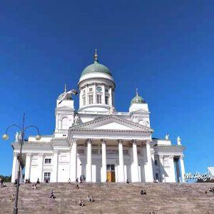 赫尔辛基大教堂旅游景点攻略图