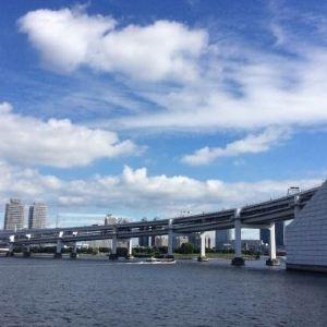 彩虹大桥旅游景点攻略图