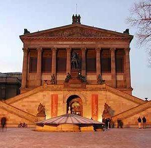 柏林新博物馆旅游景点攻略图