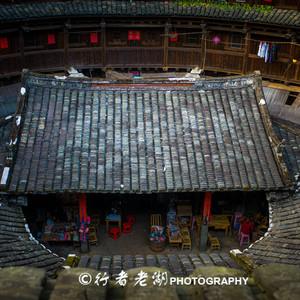 福建游记图文-去了永定、南靖,一直觉得福建土楼是中国民居里最为有气势的,颇有些国外古城堡的味道