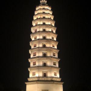 开元寺塔旅游景点攻略图