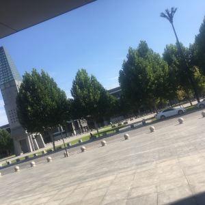 河北师范大学旅游景点攻略图