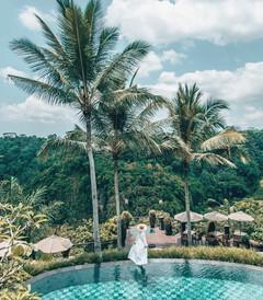 [巴厘岛游记图片] 巴厘岛乌布无边泳池 | 人均最低200+/晚就能拿下!