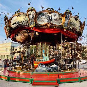 南特机器岛乐园旅游景点攻略图