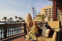 迪拜旅行 | 迪拜卓美亚帆船酒店最佳打卡机位get