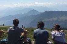 卢塞恩有峨眉山姊妹峰--风景秀丽的瑞吉山---瑞士3周自由行(6)