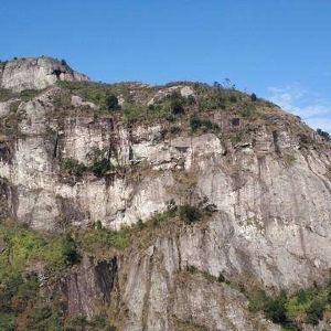 六十石山风景区旅游景点攻略图