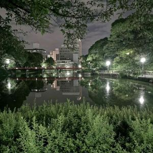 天王寺公园旅游景点攻略图