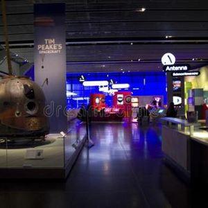 科学博物馆旅游景点攻略图