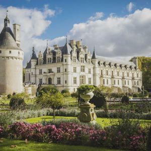 Chateau de Chenonceau旅游景点攻略图