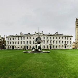国王学院旅游景点攻略图