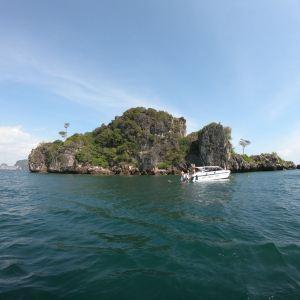 蚊子岛旅游景点攻略图