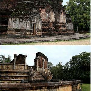 波洛罗摩婆诃一世石像旅游景点攻略图