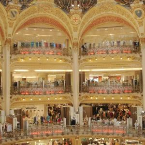 法国春天百货(奥斯曼总店)旅游景点攻略图