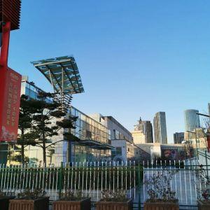 百丽广场旅游景点攻略图