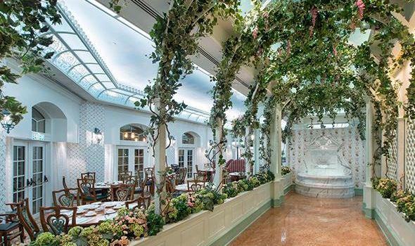 Enchanted Garden Restaurant3