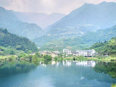 Qimen Guniujiang Scenic Resort