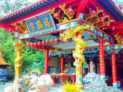 Foo Lin Kong Temple