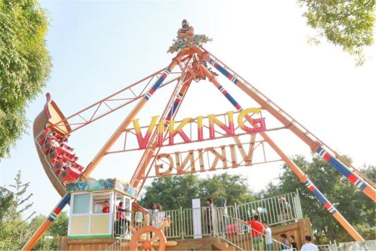 Ji'nan International Horticultural Expo Park