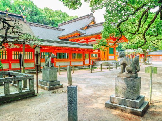 筑前一の宮住吉神社