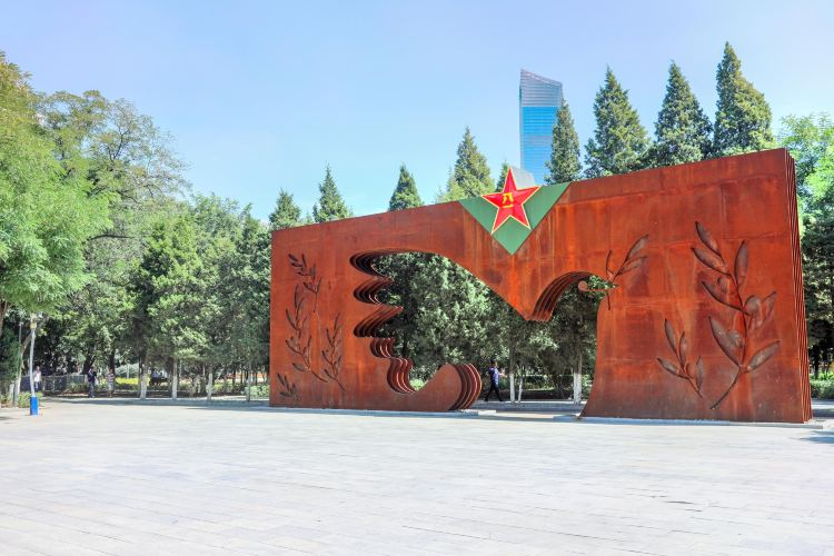 Bayi Park, Shenyang