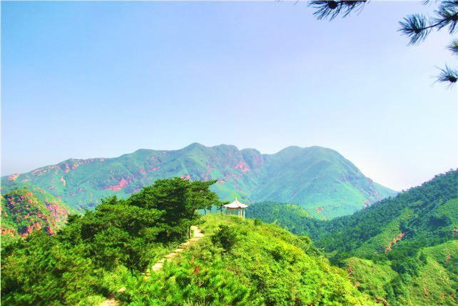 Guayun Mountain Sceneic Area