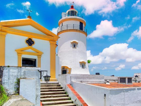 Guia Fortress and Lighthouse