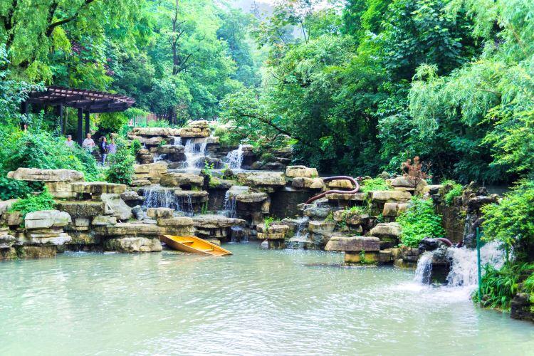 첸링산 공원