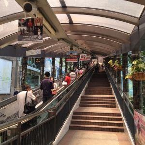 中环至半山自动扶梯旅游景点攻略图