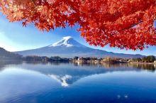 美丽的富士山🗻