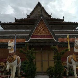 Wat Preah Prom Rath 寺庙旅游景点攻略图