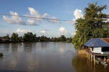 老挝四千美岛的东德岛与东阔岛风景图  一 .