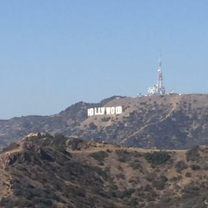 好莱坞标志旅游景点攻略图