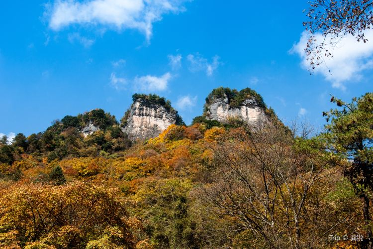 Guangwu Mountain3