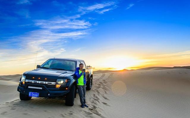自驾攻略+超多美图—端午到库布其沙漠撒个野