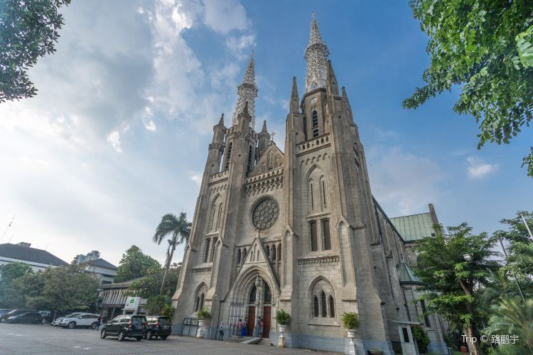 Jakarta Cathedral1