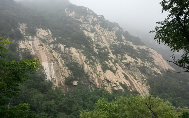 锦绣中华游:泰山