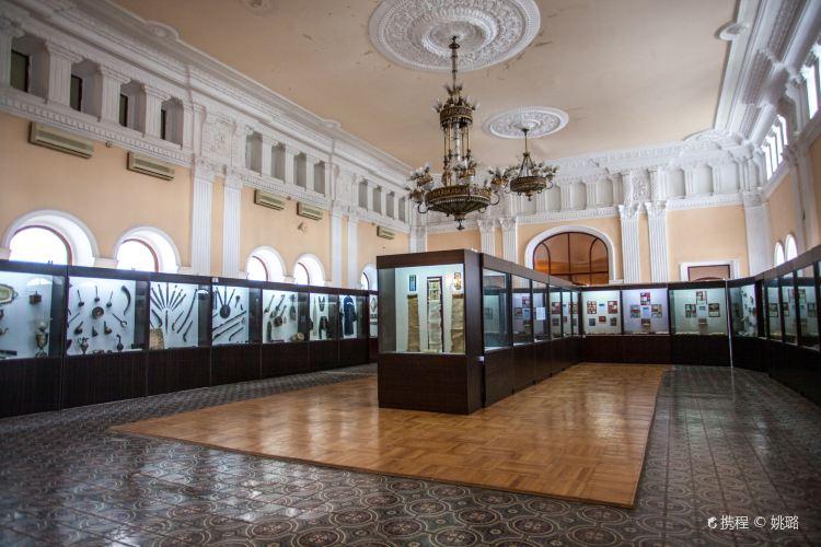 庫塔伊西國立歷史博物館3