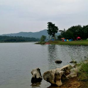 长湖旅游景点攻略图