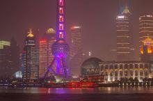#元旦去哪玩#上海外滩跨年,今夜星夜璀璨